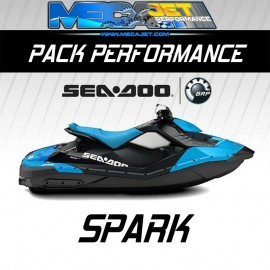 PACK performance spark