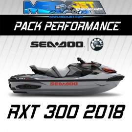 pack performance rxt 300 2018