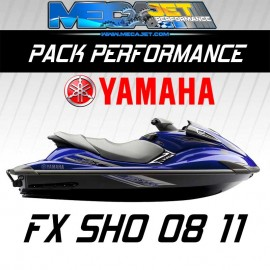 PACK performance FX SHO 2008-11