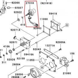 relais demarreur STX-R